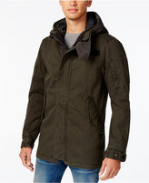 G Star Men's Short Hooded Parka