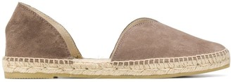 Manebi Cut-Out Espadrilles
