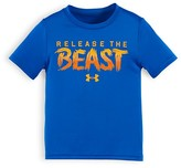Under Armour Boys' Release The Beast Graphic Tee - Sizes 2-7