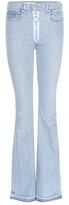 Off-White High-rise Flared Jeans