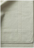 Peacock Alley Montauk Wash Cloth - Ivory