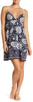 PJ Salvage Floral Print Knit Chemise