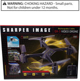 Studio Mercantile Sharper Image Rechargeable DX-3 Video Drone