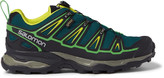 Salomon - X Ultra 2 Gtx® Rubber-trimmed Mesh Sneakers