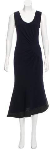 Derek Lam Wool Midi Dress