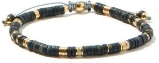 M. Cohen The Zen Tiger's Eye & 18kt Gold Bracelet - Black Gold