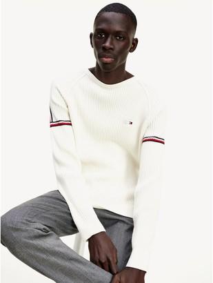 Tommy Hilfiger TOMMYXMERCEDES-BENZ Stripe Sweater