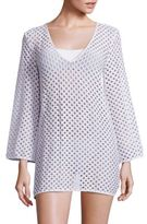 Milly Mykonos Netting Tunic