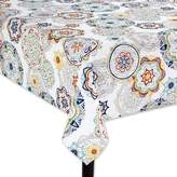 Food Network Floral Medallion Tablecloth