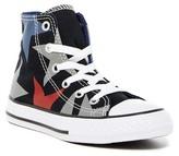 Converse Chuck Taylor All Star Graphic High Top Sneaker (Little Kid & Big Kid)
