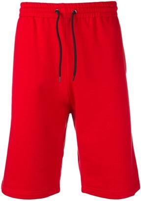 MSGM Jersey Shorts