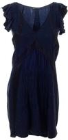 BALENCIAGA - Silk summer dress