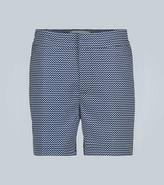 Frescobol Carioca Copacabana tailored swim shorts