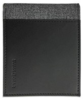Swiss Gear Men's Bifold Wallet - Heathered Black and Gray