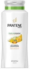 Pantene Nature Fusion Moisturizing Shampoo, Melon