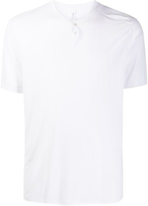 Transit henley cotton T-shirt