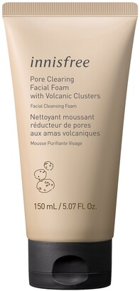 innisfree Pore Clearing Facial Foam with Volcanic Clusters