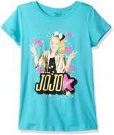 Nickelodeon Big Girls' Jo Siwabe Happy Short Sleeve T-Shirt