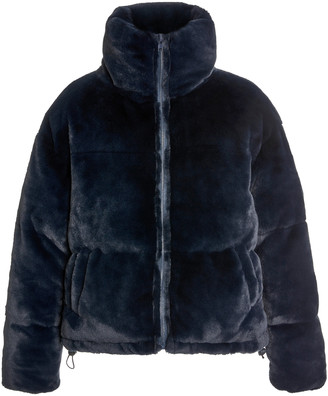 Apparis Billie Faux Fur Puffer Coat