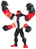 Ben 10 Deluxe Power Up Four Arms Action Figure