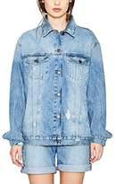 Esprit Women's 057EE1G013 Jeans Jacket