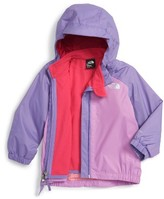 The North Face Infant Girl's Stormy Rain Triclimate Waterproof & Windproof 3-In-1 Jacket