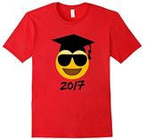 Men's Graduation Shirt Gift High School 2017 Senior Kindergarten Small