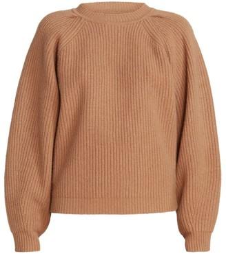Isabel Marant Billie Wool & Cashmere Knit Sweater