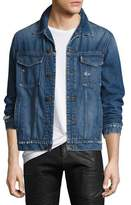 J Brand Gorn Denim Trucker Jacket, Medium Blue