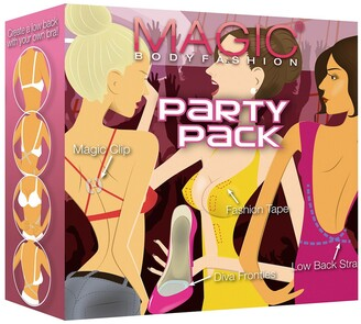 Magic Body Fashion Pack of 4 Party Accessories