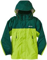 Marmot PreCip Jacket (Kid) - Vermouth/Deep Forest-Large