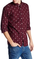Lindbergh Jacquard Long Sleeve Regular Fit Shirt