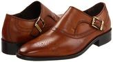 Donald J Pliner Gerwyn (Saddle) - Footwear
