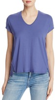 Eileen Fisher High/Low Boxy Tee