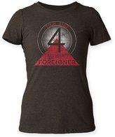 Foreigner - Womens Tour 81-82 Juniors Tri-Blend T-Shirt
