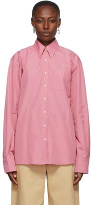 Rika Studios Pink Blaze Shirt