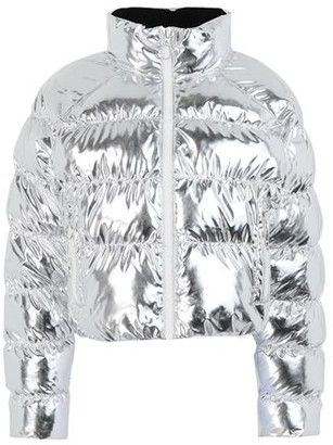 Nike W NRG NXN PUFFER FOIL Synthetic Down Jacket