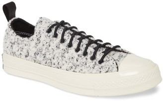 Converse Chuck Taylor(R) All Star(R) CT 70 Flocked Wool High Top Sneaker (Unisex)