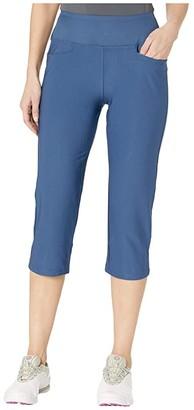 Puma PWRSHAPE Capris (Bright White) Women's Casual Pants