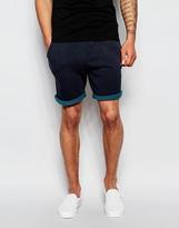 Scotch & Soda Summer Sweat Shorts - Navy