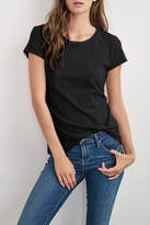 Velvet Odelia Cotton Crew Neck Tee