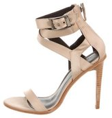 Tibi Vanya Ankle-Strap Sandals