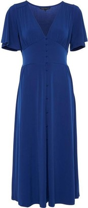 French Connection Parul Slinky Jersey Midi Dress