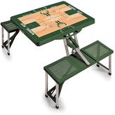 Picnic Time Milwaukee Bucks Portable Folding Picnic Table