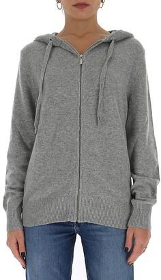 MICHAEL Michael Kors Knitted Hooded Jacket