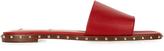 Valentino Soul leather slides