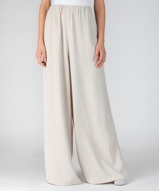 Atm Crepe Pull-On Pants - Faded Khaki