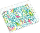 The Well Appointed House Lilly Pulitzer Serving Tray-Ugotta Regatta-Available in Two Different Sizes