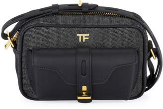 Tom Ford Denim and Grace Lux Shoulder Bag