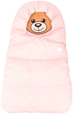 MOSCHINO BAMBINO Teddy Bear sleep bag